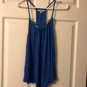 American Eagle outfitters razor back top